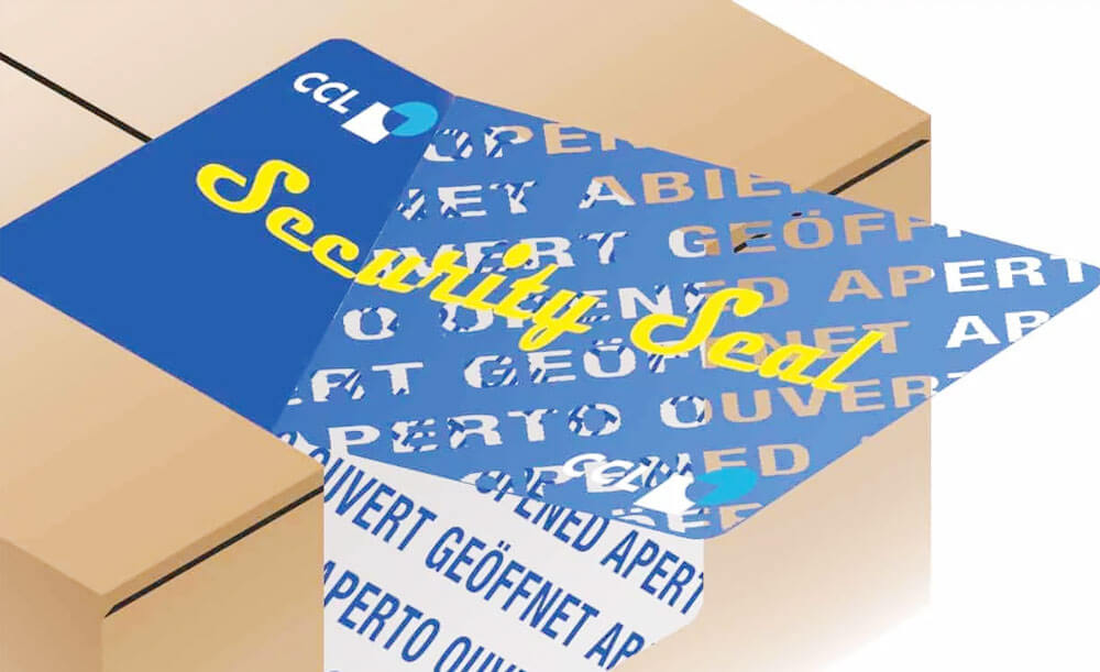 Флексопечать для печати защитных этикеток