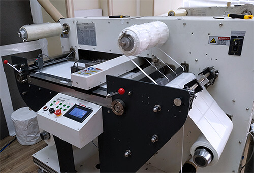 Sticker label - оборудование